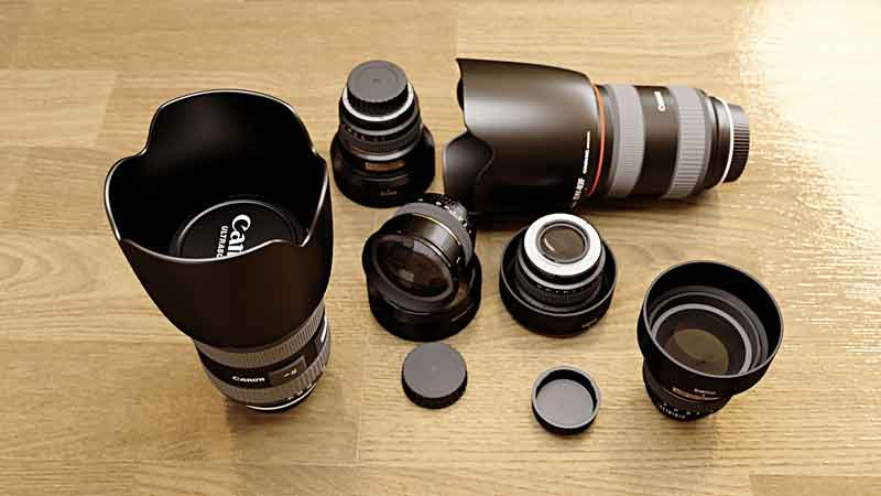 Choosing Lenses For A Lens Kit – Part 1