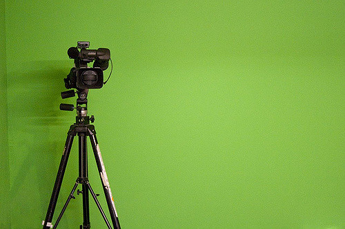 Green Screen and Materials