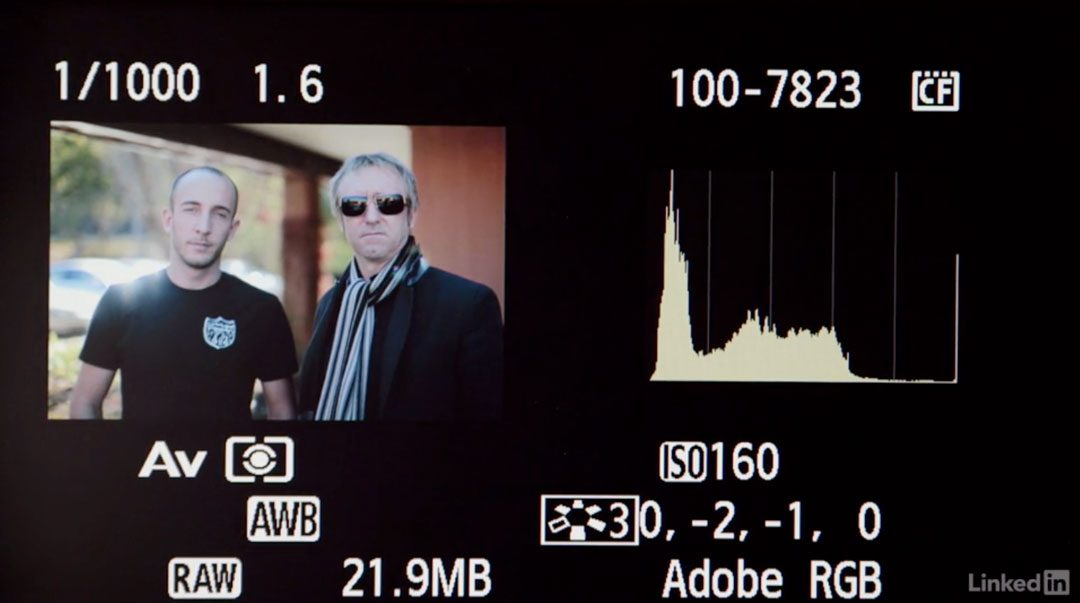 Exposure – Part 3: Using Histograms
